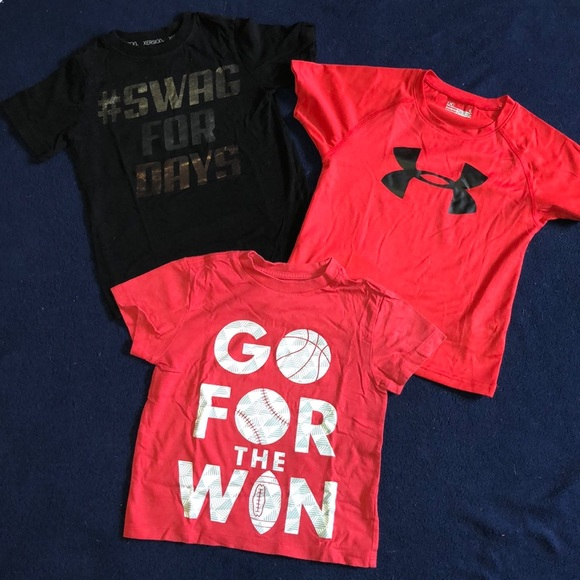 Under Armour Other - 🏀 ATHLETIC TEE BUNDLE